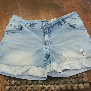 Venus destroy jean shorts